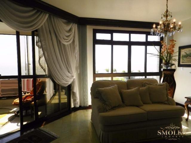 Apartamento à venda com 4 dormitórios em Beira mar, Florianópolis cod:7950 - Foto 5
