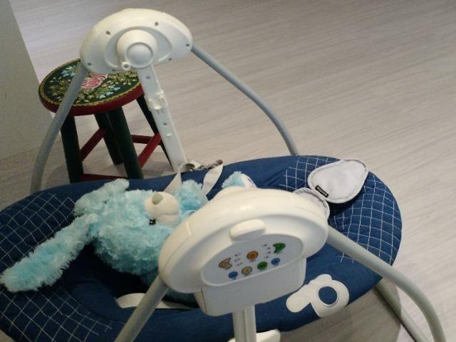 Cadeira de Balanço Eletrônica Galzerano - Foto 2