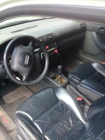 Audi a3 98 1.8 vendo ou troco (ler descrição) - Foto 6