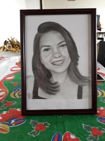 Desenho à lápis - Foto 3