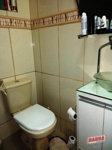 Qnj 36 sobrado com 4 dormitórios à venda, 350 m² por r$ 680.000 - taguatinga norte - tagua - Foto 9