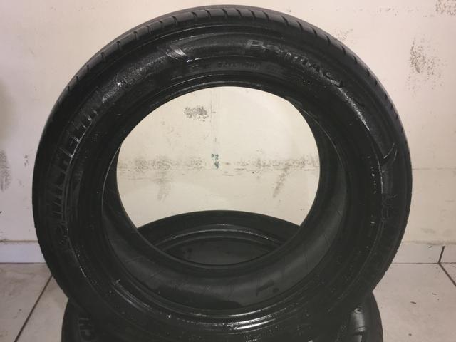 Par de pneus Michelin 205/55 R16 Honda City
