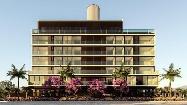 Apartamento à venda com 2 dormitórios em Jurerê internacional, Florianópolis cod:9465