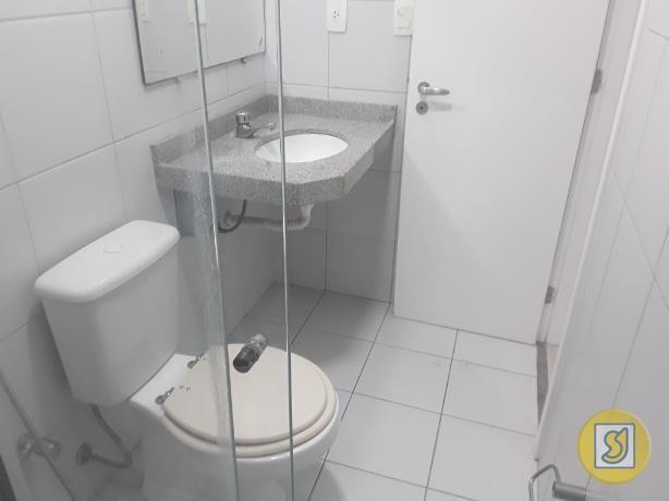 Apartamento para alugar com 2 dormitórios em Guararapes, Fortaleza cod:50482 - Foto 17