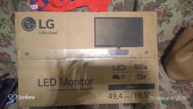 Monitor LG 19,5 - Foto 5