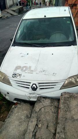Renault Logan tirar peças - Foto 6