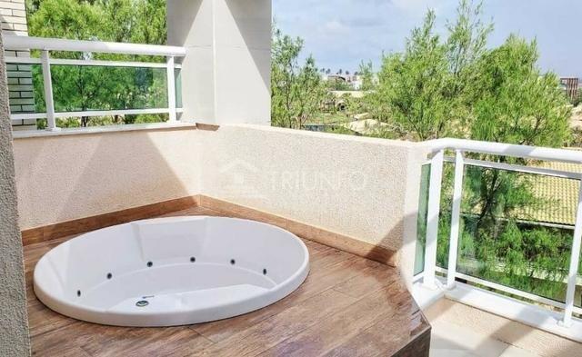 NG| Oportunidade de Natal! Cobertura 140 m², Nova só 549 mil!!! Aquiraz Riviera - Foto 8