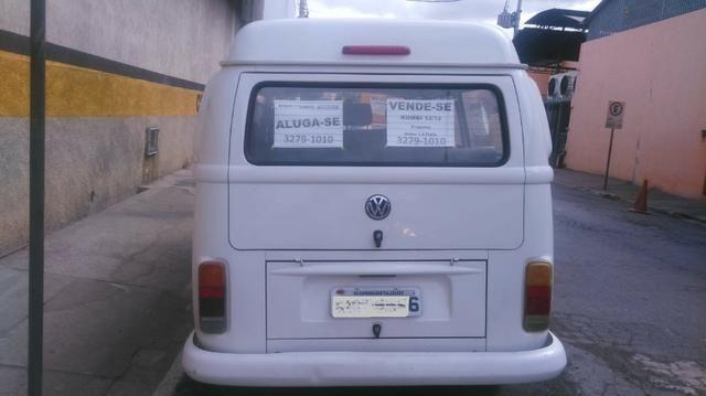 Kombi 2012 passageiro 9 lugares branca 1.4 flex - Foto 3