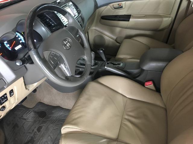 Toyota sw4 srv 3.0 4x4 7 lugares - Foto 13