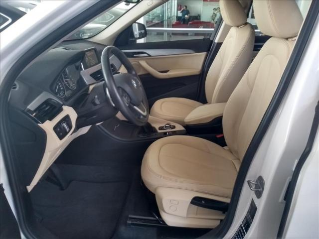 BMW X1 2.0 16V TURBO ACTIVEFLEX SDRIVE20I 4P AUTOMÁTICO - Foto 8