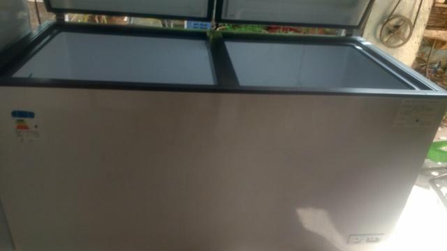 Freezer horizontal Consul duas portas