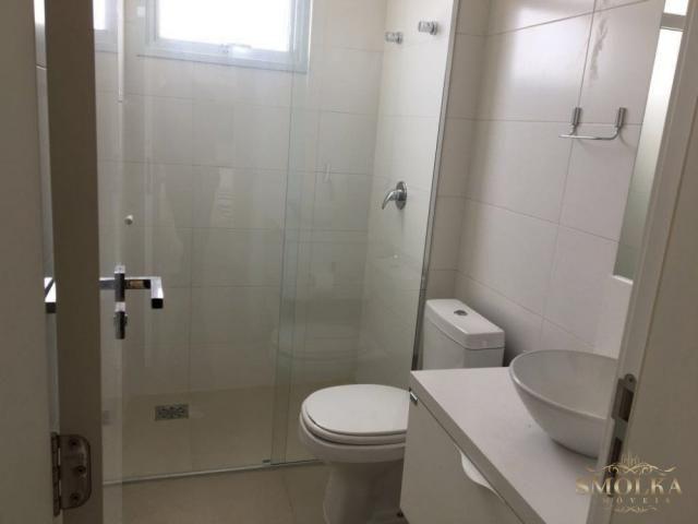 Apartamento à venda com 3 dormitórios em Cachoeira do bom jesus, Florianópolis cod:8351 - Foto 6