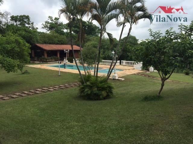 Chácara com 4 dormitórios para alugar, 24000 m² por R$ 3.500/mês - Distrito Industrial Rec