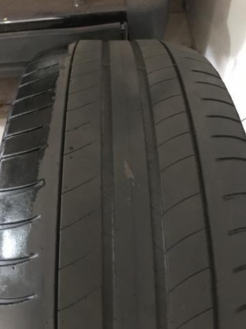 Par de pneus Michelin 205/55 R16 Honda City - Foto 6