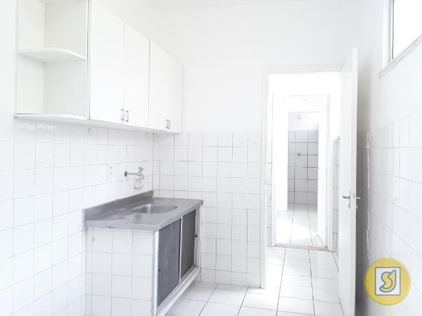 Apartamento para alugar com 3 dormitórios em Alagadiço novo, Fortaleza cod:14581 - Foto 10