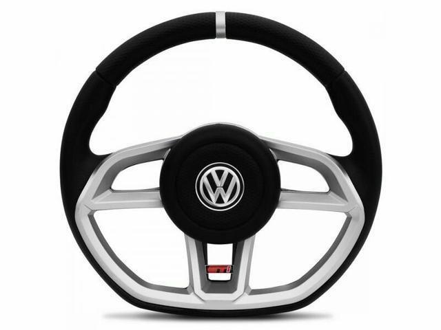 Volante Esportivo VW GTi VW G2 G3 G4 Com Cubo