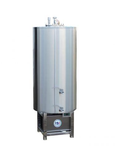Tanque fermentador e maturador auto refrigerado para cerveja 120 lit - Foto 2