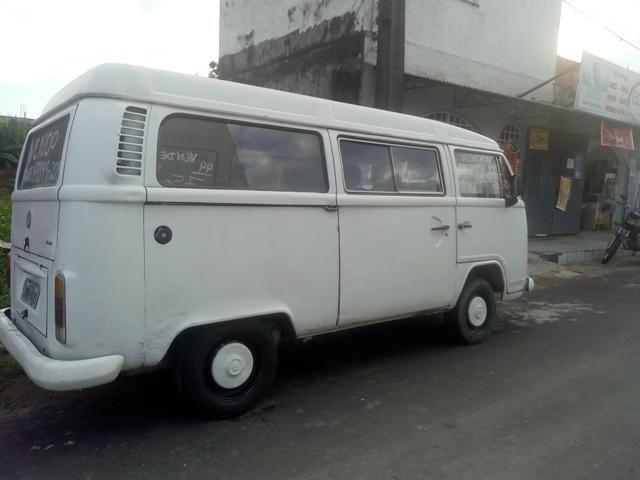 Vendo Kombi ano 99 - Foto 4