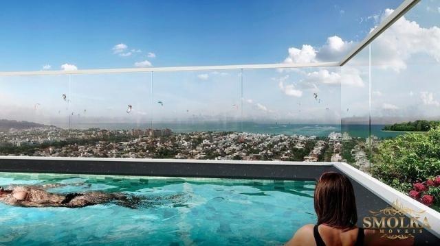 Apartamento à venda com 2 dormitórios em Jurerê internacional, Florianópolis cod:9502 - Foto 3