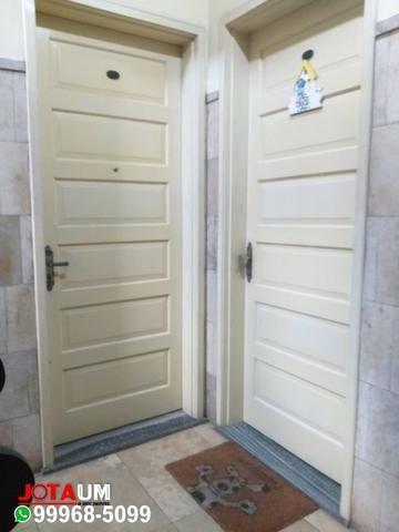 Proximo Igreja de Fátima, 3 quartos, DCE, varanda, 2 vagas, JV098 - Foto 2
