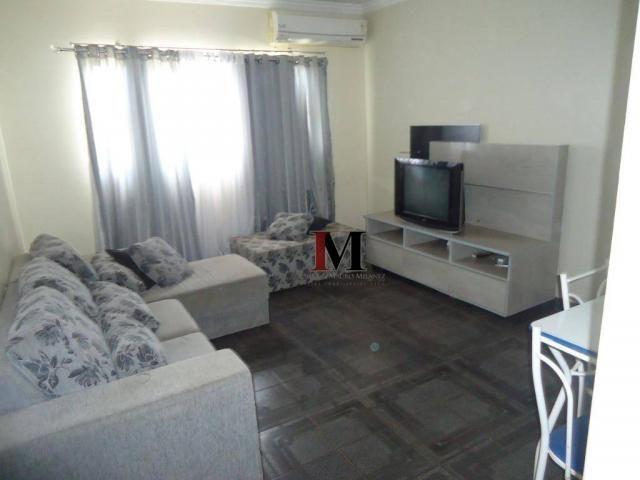 Alugamos apartamento mobiliado com 3 quartos - Foto 8