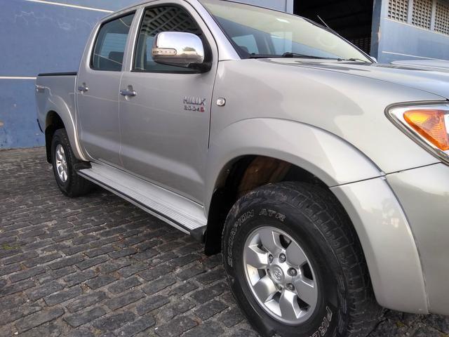 Hilux SRV 3.0 Turbo Diesel 2008 Extra! - Foto 2