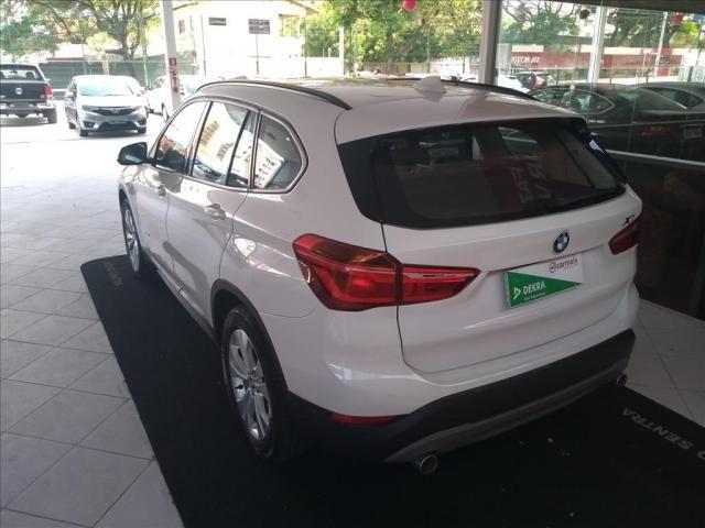BMW X1 2.0 16V TURBO ACTIVEFLEX SDRIVE20I 4P AUTOMÁTICO - Foto 3
