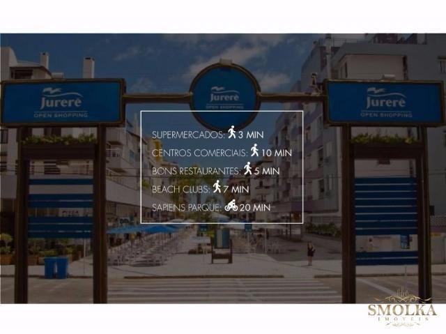 Apartamento à venda com 4 dormitórios em Jurerê, Florianópolis cod:7887 - Foto 8