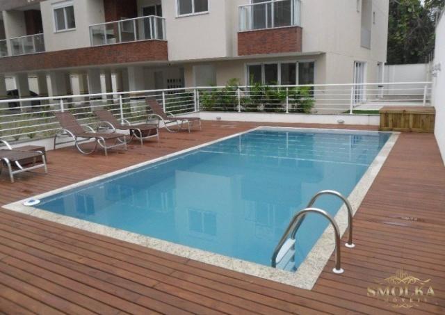 Apartamento à venda com 2 dormitórios em Jurerê, Florianópolis cod:9390 - Foto 14