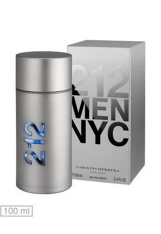 c7d39951e7 Perfume Carolina Herrera 212 Men 100ml