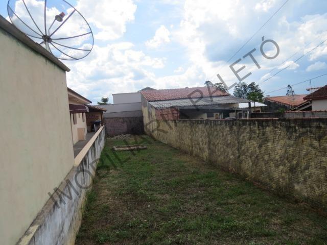 REF 561 Terreno 150 m², excelente localização, todo murado, Imobiliária Paletó - Foto 4