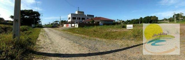 Lindo terreno com 1036 m² localizado em Itapoá-sc próximo ao mar!