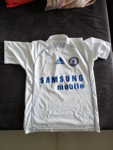 Camiseta Chelsea - Drogba - Esportes e ginástica - Jardim das Nações ... 627b13782e28f