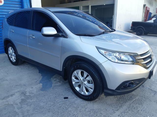 Honda- cr-v lx 2.0 2012 completo (27)993118624 zap