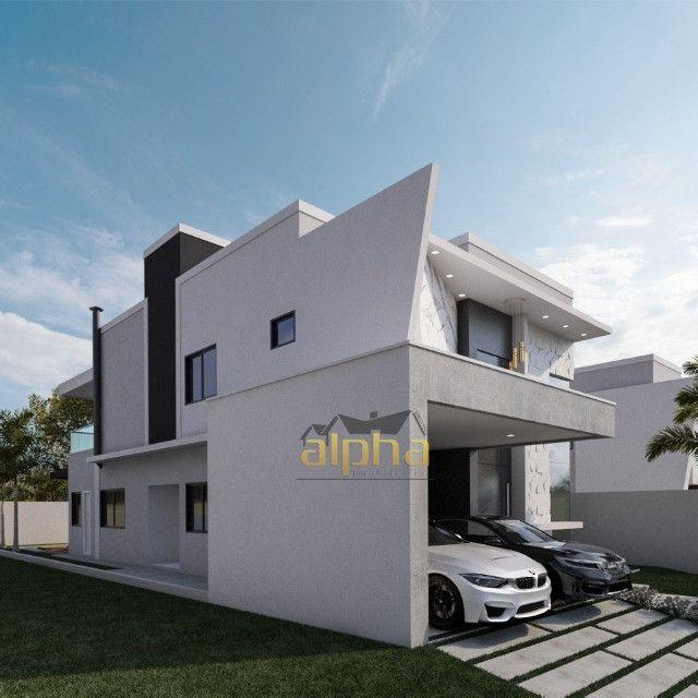 Luxuosa Casa em Condomínio Fechado - Alphaville Terras Ceará 01 - Foto 5