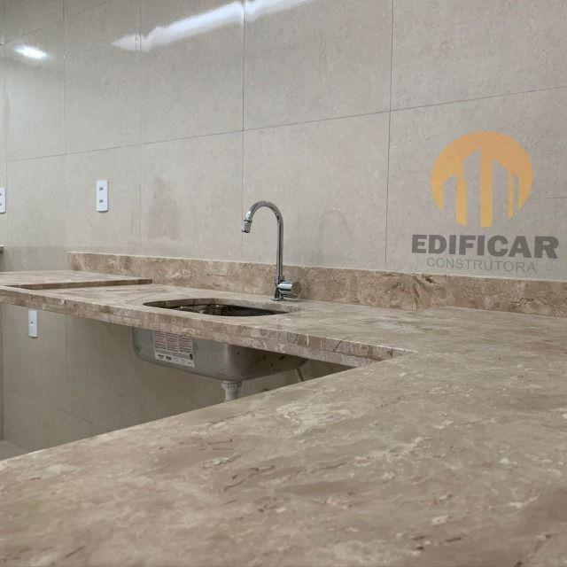 Casa Nova 125m2 Piso Porcelanato, Bairro Luiz Gonzaga - Foto 6