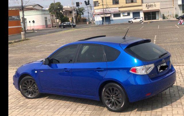 Subaru Impreza WR Blue- exclusivo