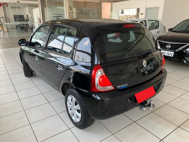 RENAULT CLIO 1.0 EXPRESSION 16V FLEX 4P MANUAL - Foto 4