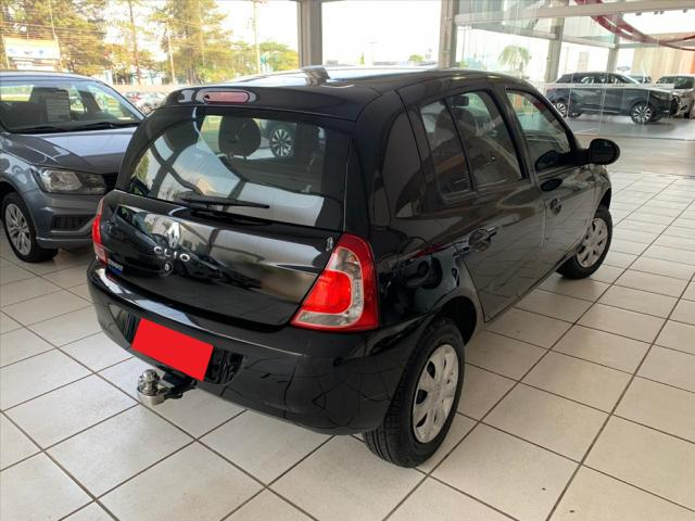 RENAULT CLIO 1.0 EXPRESSION 16V FLEX 4P MANUAL - Foto 5