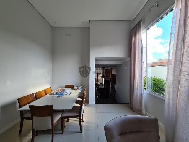 Casa de condomínio à venda com 3 dormitórios em Condomínio buona vita, Araraquara cod:A230 - Foto 9