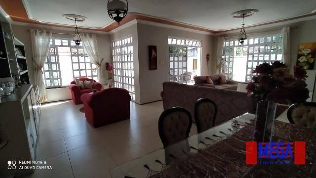 Casa com 6 dormitórios à venda, 267 m² por R$ 1.200.000,00 - Parquelândia - Fortaleza/CE - Foto 10