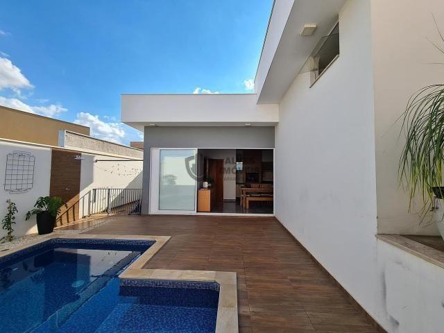 Casa de condomínio à venda com 3 dormitórios em Condomínio buona vita, Araraquara cod:A230 - Foto 14