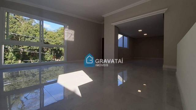 Casa com 3 dormitórios à venda, 190 m² por R$ 850.000 - Centro - Gravataí/RS - Foto 3