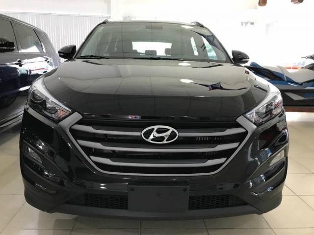 Hyundai Tucson GLS 2020 1.6 TURBO AUT COURO TETO - Foto 2