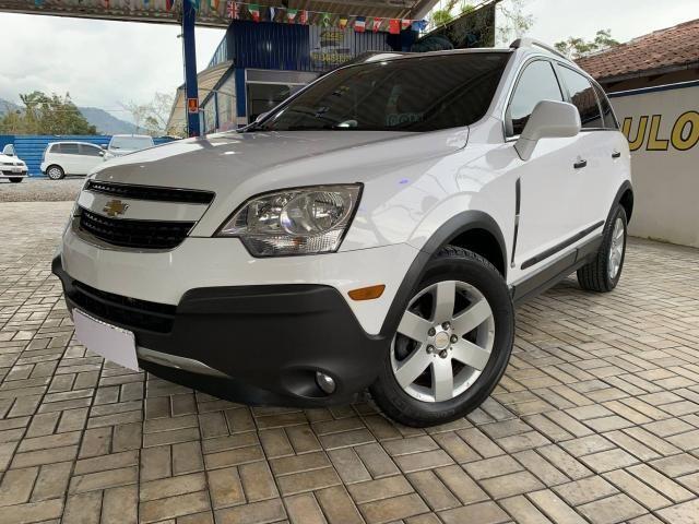 CAPTIVA 2011/2012 2.4 SFI ECOTEC FWD 16V GASOLINA 4P AUTOMÁTICO - Foto 2
