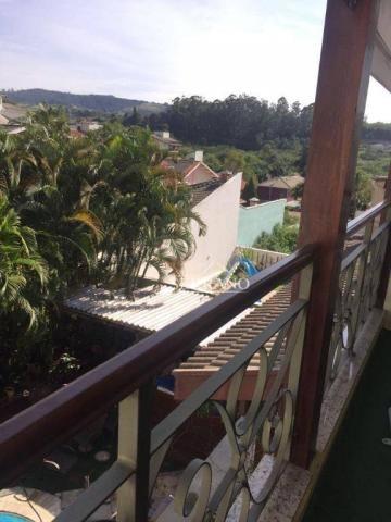 Casa com 4 dormitórios à venda, 390 m² por R$ 1.700.000,00 - Condomínio Villagio Capriccio - Foto 18