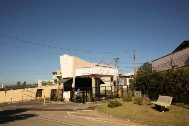 Terreno à venda, 386 m² por R$ 240.000,00 - Condomínio Picollo Villaggio - Louveira/SP - Foto 5