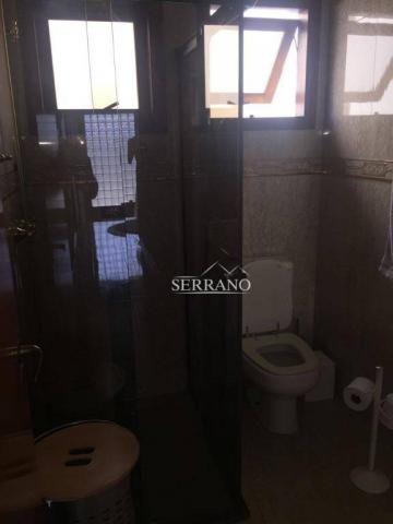 Casa com 4 dormitórios à venda, 390 m² por R$ 1.700.000,00 - Condomínio Villagio Capriccio - Foto 16