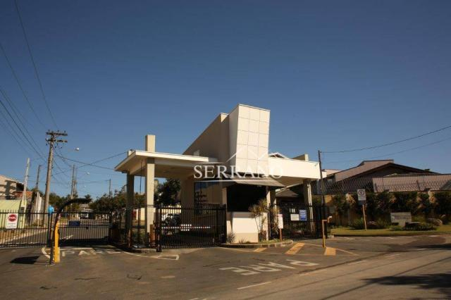 Terreno à venda, 386 m² por R$ 240.000,00 - Condomínio Picollo Villaggio - Louveira/SP - Foto 12