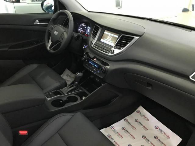 Hyundai Tucson GLS 2020 1.6 TURBO AUT COURO TETO - Foto 10